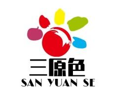 韶关三原色logo标志设计