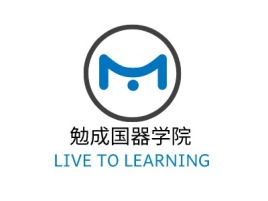 长沙LIVE TO LEARNING公司logo设计