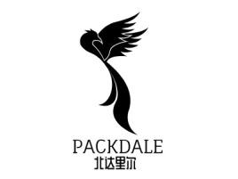 广州PACKDALE店铺标志设计