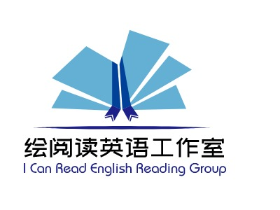河源I Can Read English Reading Grouplogo标志设计