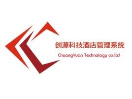 大连创源科技酒店管理系统企业标志设计