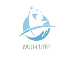 长沙MJU-FURY公司logo设计