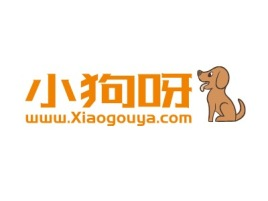 合肥小狗呀公司logo设计