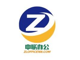 中联办公公司logo设计