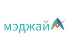 мэджай公司logo设计