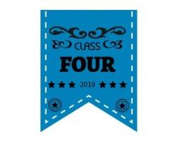 CLASS店铺标志设计