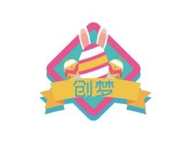 创梦logo标志设计