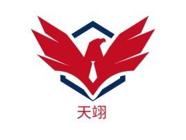 天翊公司logo设计