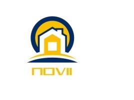 NOVII公司logo设计