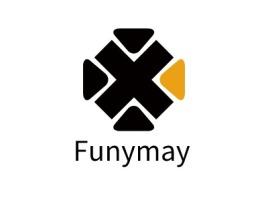 Funymay门店logo设计