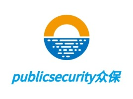 publicsecurity众保公司logo设计