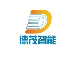 德茂智能公司logo设计