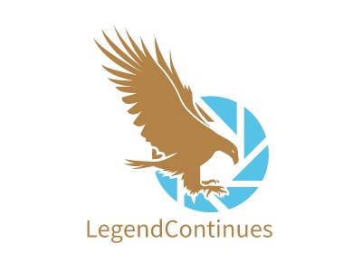 LegendContinuesLOGO设计