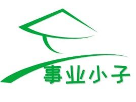 事业小子品牌logo设计