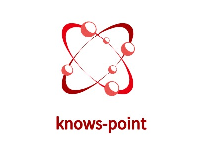 knows-pointLOGO设计