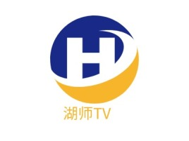 湖师TVlogo标志设计