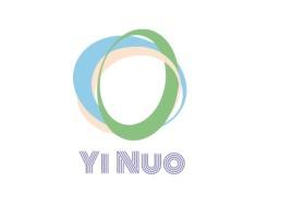Yi Nuo店铺标志设计