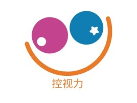 控视力门店logo设计