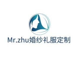 Mr.zhu婚纱礼服定制门店logo设计