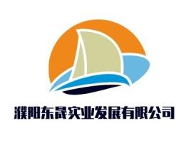 濮阳东晟实业发展有限公司公司logo设计