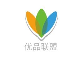 优品联盟门店logo设计