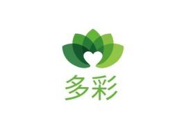 多彩门店logo设计