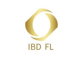 IBD FL公司logo设计