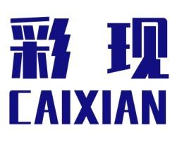 彩 现公司logo设计