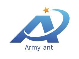 Army ant公司logo设计