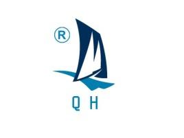 Q H企业标志设计