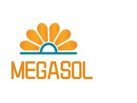 MEGASOL企业标志设计