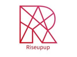 Riseupup店铺标志设计