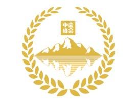中金峰会公司logo设计