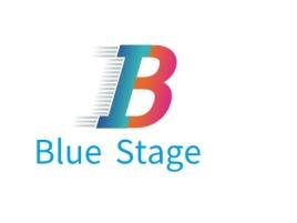 Blue Stage公司logo设计