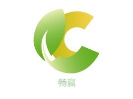 畅赢公司logo设计