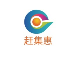 赶集惠公司logo设计