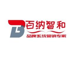 百纳智和公司logo设计