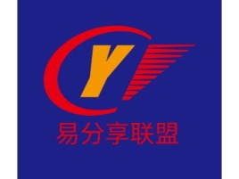 易分享联盟公司logo设计
