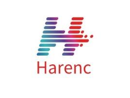 Harenc店铺标志设计