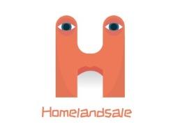 Homelandsale店铺标志设计