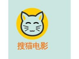 搜猫电影logo标志设计