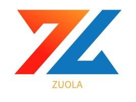 ZUOLA公司logo设计