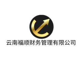 云南福顺财务管理有限公司公司logo设计