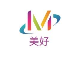 美好公司logo设计