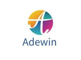 Adewin公司logo设计
