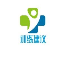 训练建议门店logo标志设计