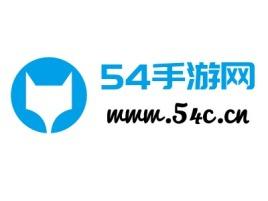 54手游网logo标志设计