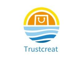 Trustcreat店铺标志设计