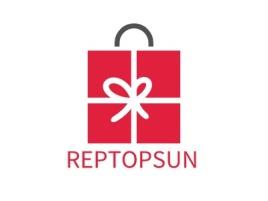 REPTOPSUN店铺标志设计