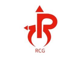 RCG公司logo设计